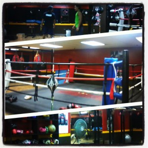 Empire Boxing Gym (Makati)
